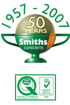 50 Years of Smiths Concrete